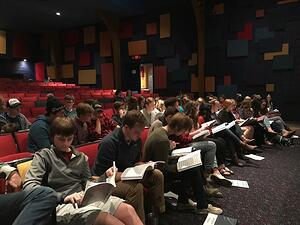 amarillo-little-theater-students-taking-notes