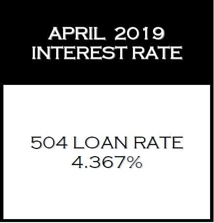 April 2019 Interest Rate
