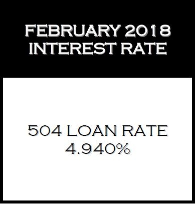 February 2018 Interest Rate