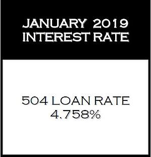 January 2019 Interest Rate
