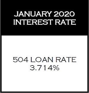 January 2020 Interest Rate