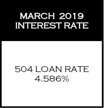 March 2019 Interest Rate