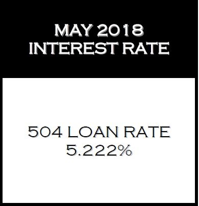 May 2018 Interest Rate