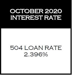 October 2020 Interest Rate