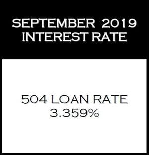 September 2019 Interest Rate