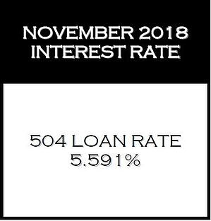 TPRDC November 2018 Interest Rate