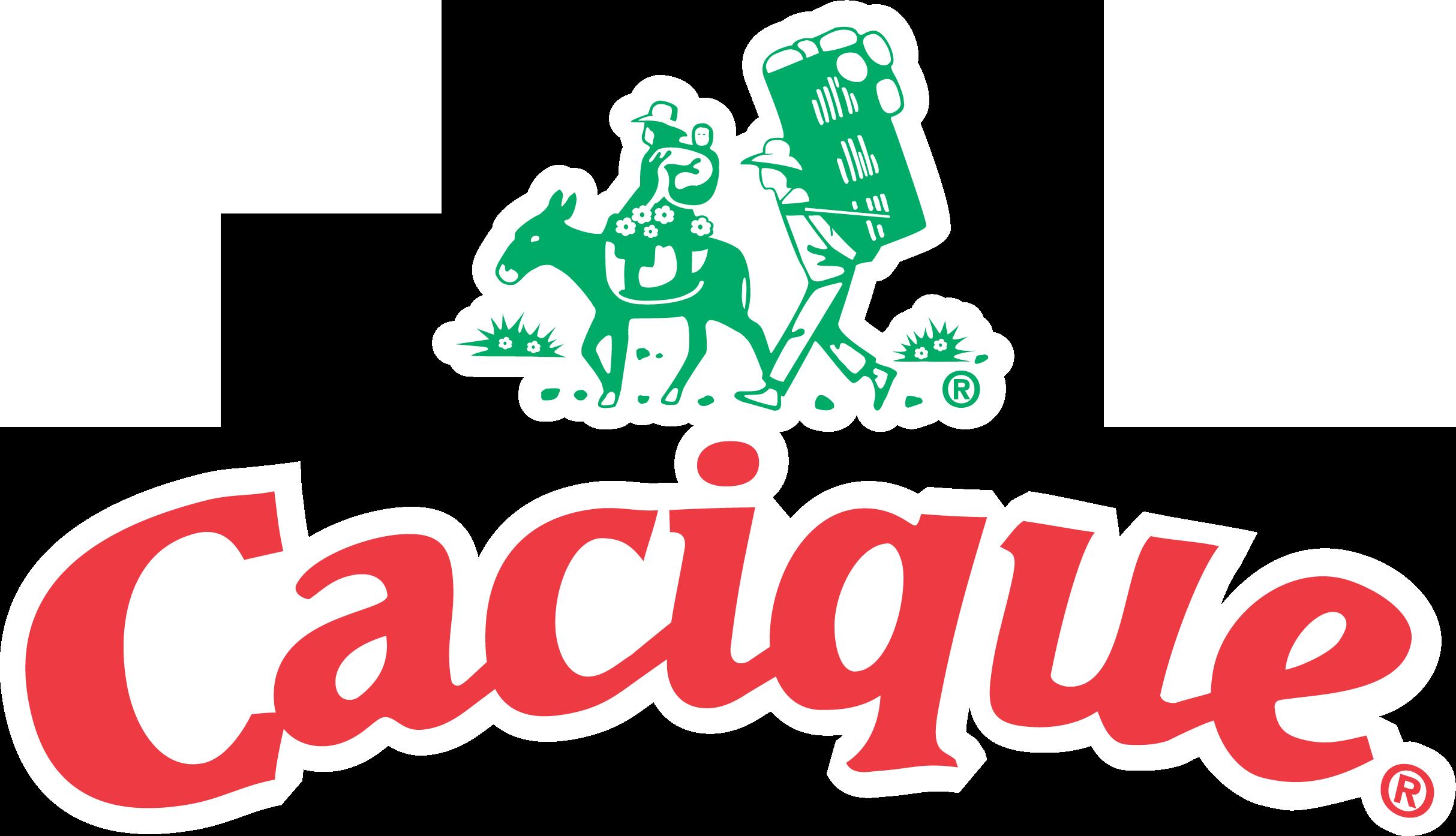 Cacique Logo Curved_