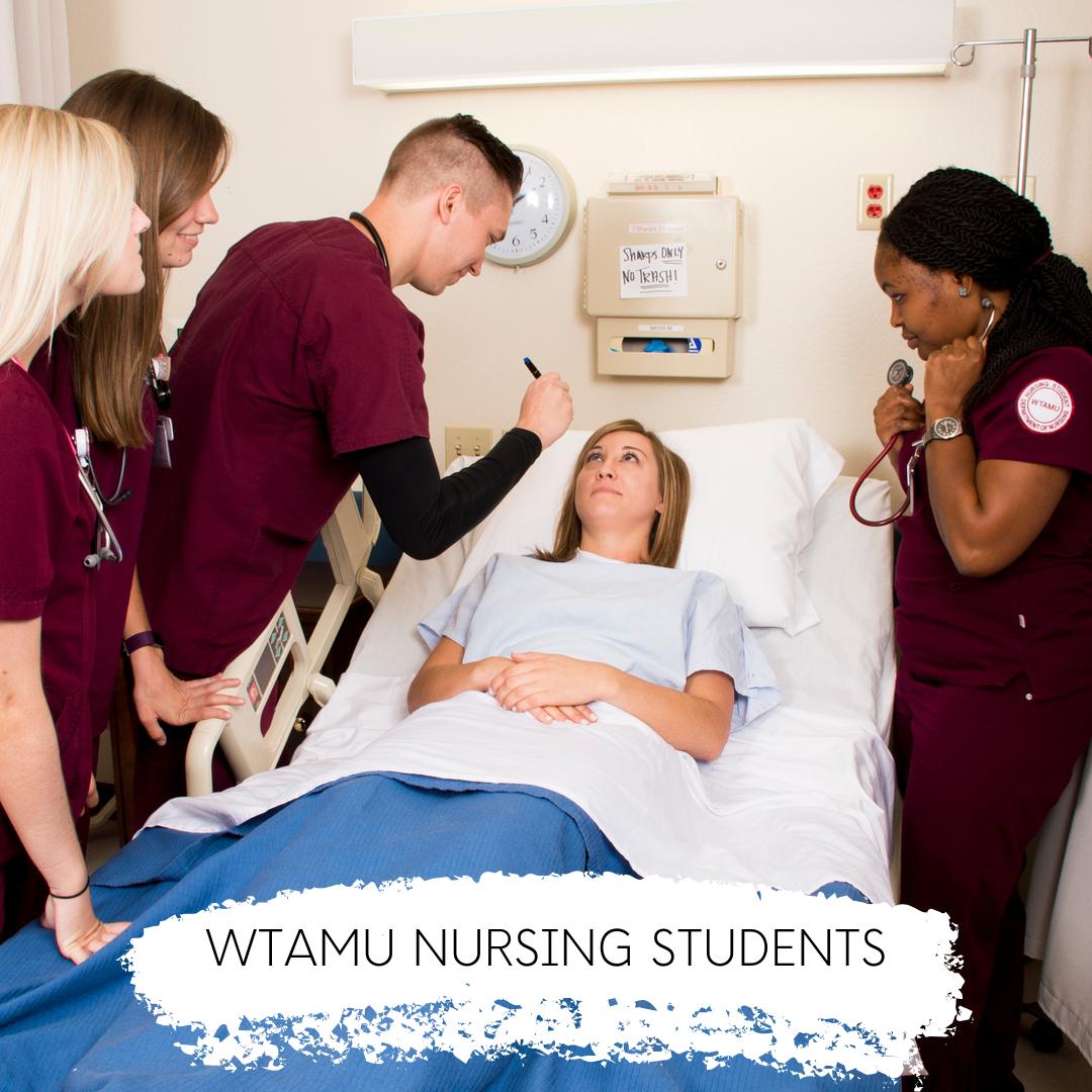 WT Nursing Students